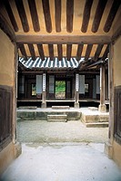 Traditional Korean-style House,Korea