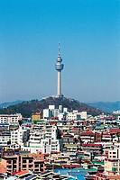 Daegu Tower,Daegu,Korea