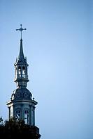 Seminaire de Quebec, a Quebec City landmark.