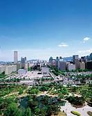 Yeouido Park,Seoul,Korea