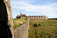 Fortress of Louisbourg National Historic Site.