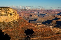 South Rim, Grand Canyon. Arizona, USA