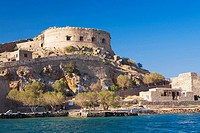 Spinalonga. Crete