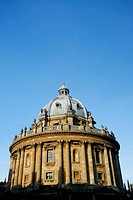 Radcliffe Camera, Radcliffe Square, Oxford University, Oxford, Oxfordshire, England, UK