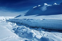 Antarctica Weddell Sea Riiser Larsen Ice Shelf