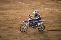Motocrossing