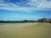 Beach, Fortaleza, Ceara, Brazil