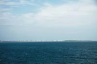 Sea, Ocean, Wave, Punta del Este, Uruguay.