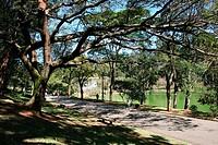 Aclimação Park, São Paulo, Brazil