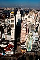 Banespa, Bank Brasil, Building Martinelli, São Paulo, Brazil