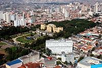 Museum of Ipiranga, São Paulo, Brazil