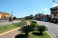 Avenue Presidente Kennedy, São Caetano do Sul, São Paulo, Brazil
