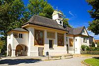 Loreto chapel, Rosenheim, Bavaria, Germany