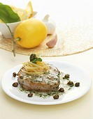 Cuisine: Fresh Tuna with Lemon