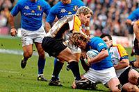 rugby, mirco bergamasco