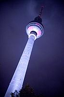 europe, germany, berlin, alexanderplatz, television tower