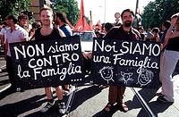 rome 2000, gay pride