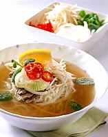 Korean cuisine _ noddles