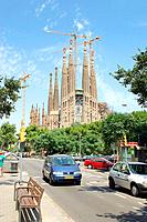 Sagrada Familia Church, Barcelona (thumbnail)