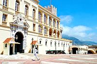 National palace, Monaco