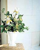 Interior flowers decoration