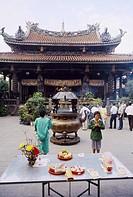 Taipei Taiwan Confucius Temple kungzi Miao