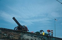 Fort Cornwallis, Penang, Malaysia