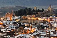 Antequera. Malaga province. Andalusie. Spain