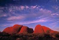 Ayers Rock, Uluru Kata Tjuta National Park, Northern Territory, Australia,