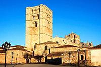 Zamora cathedral. Spain