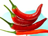 Four Chili Peppers
