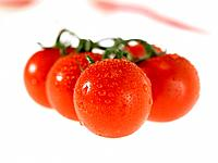 Raw Food, Salads, Tomatoes