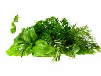 Raw Food, Herbs, Mixed Herbs