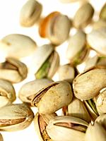 Pile of Pistachio Nuts