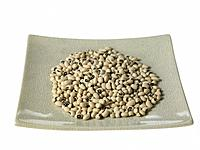 Plate of Blackeye Beans