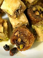 Food _ Pastries, Baklawa