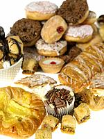 Food _ Assorted Biscuits and Cakes