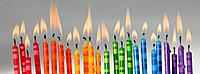 Panoramic Colours, Candles (thumbnail)