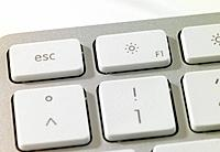 Close_up of computer keyboard