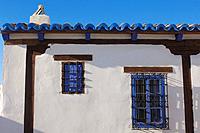 Campo de Criptana. Ciudad Real province, Ruta de don Quijote. Castilla-La Mancha, Spain