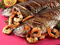 Barbeque Trout