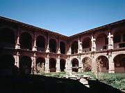 Cuzco, Iglesia Merced, clautro