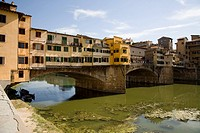 Florenz, Ponte Vecchio von 1345