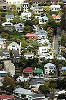 Houses, Ponsonby, Auckland, North Island, New Zealand