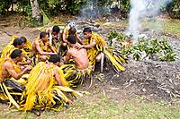 Firewalkers of Beqa Island, Fiji  This is the island where this practice originated  Many generations of young men learn the art and skill of walking ...