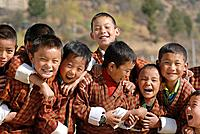 Zilukha junior high school, thimphu, Bhutan