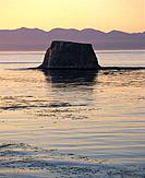 The Strait of Juan de Fuca