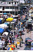 Ecuador _ Otavalo _ Market