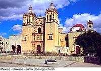 Mexico _ Oaxaca _ Santo Domingo church