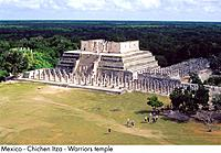 Mexico _ Chichen Itza _ Warriors temple